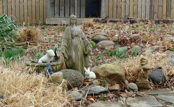 Mary's Garden Spring 2016